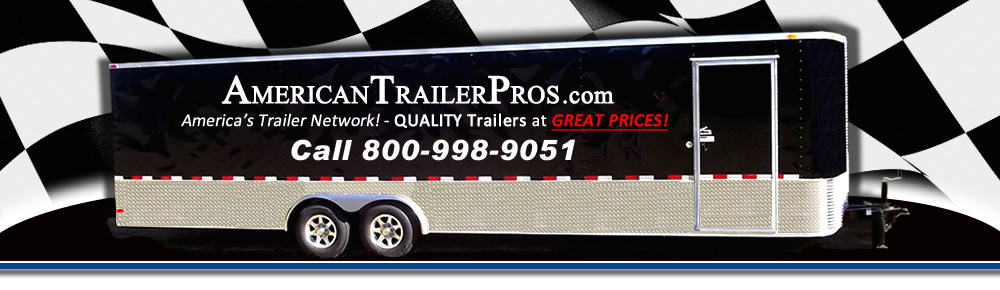 American Trailer Pros – Cargo Trailers, Enclosed Trailers, Concession Trailers