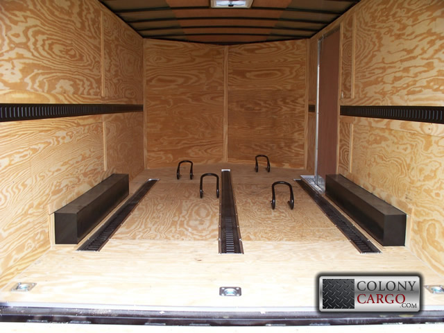 How To Mount D Rings In Cargo Trailer Floor
