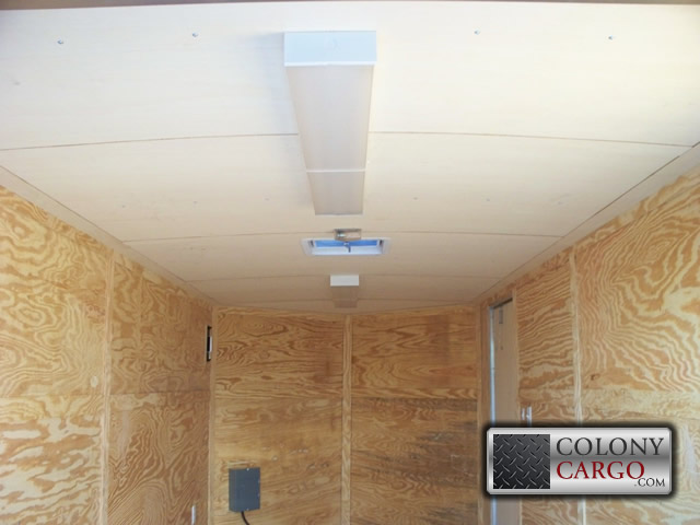 Ceiling Options Archives American Trailer Pros Cargo