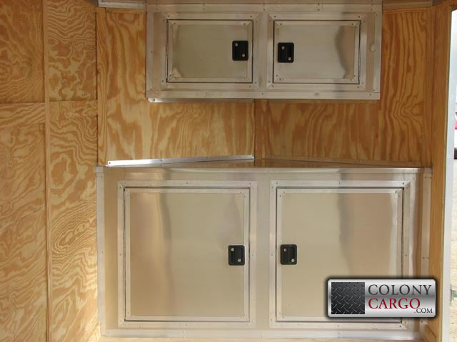 cabinet youtube cabinets hqdefault teardrop build trailer watch